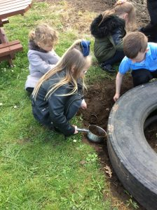 Y6 Residential Walesby