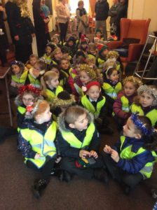 FS2 visit to Potteric Carr