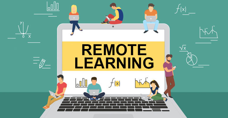 Remote learning – Kingfisher Primary